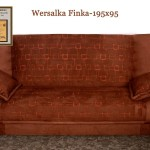 AJ_13 Wersalka Finka 195 x 95