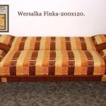 AJ_6 Wersalka Finka   200 x 120